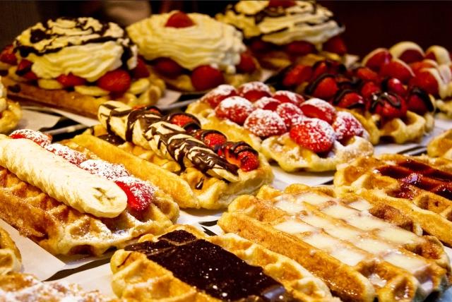 1-belgian-waffles-recipe-bananas-nutella-chocolate-how-to-make-waffle-iron-strawberries-drizzled-ice-cream-batter-easy-original-better-baking-bible-blog