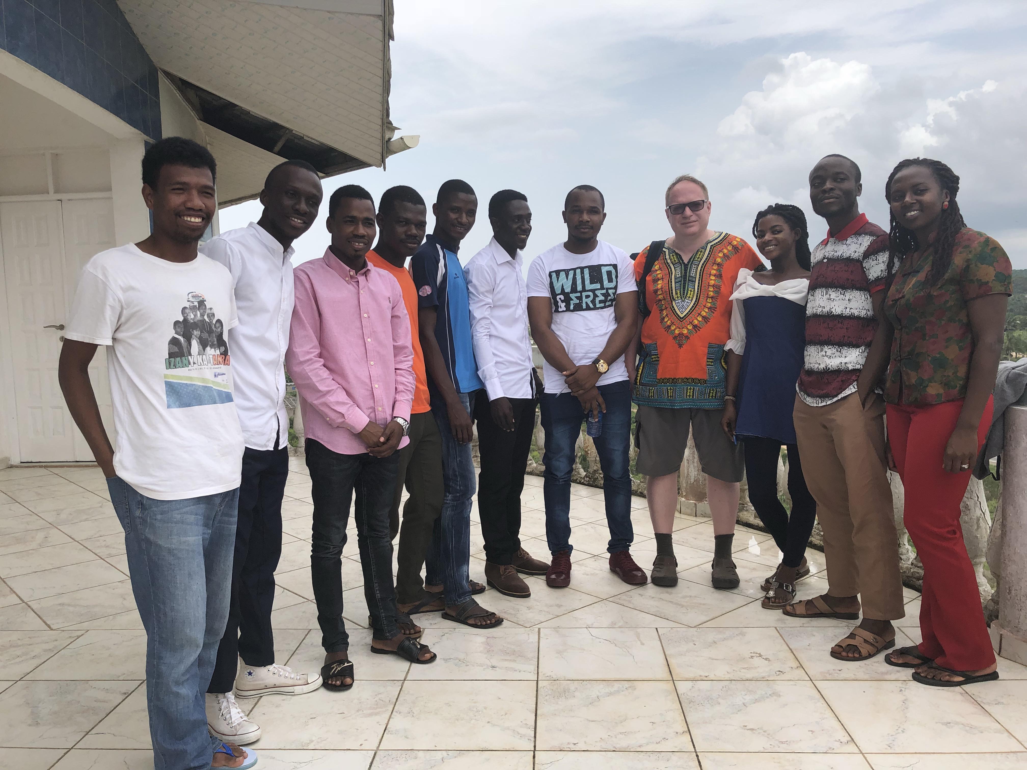 Seminar at AIMS Ghana