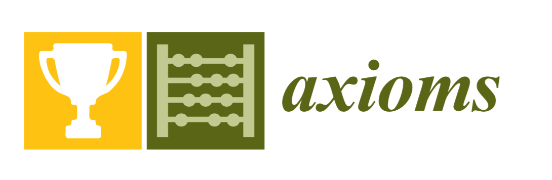 Axioms Best Paper Award 2019