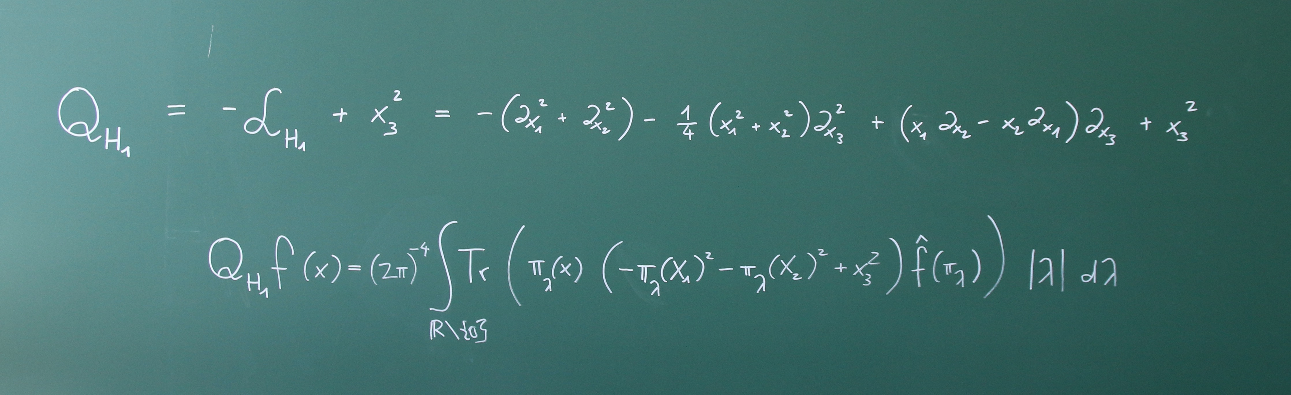 Formulas-harmonic-oscillator