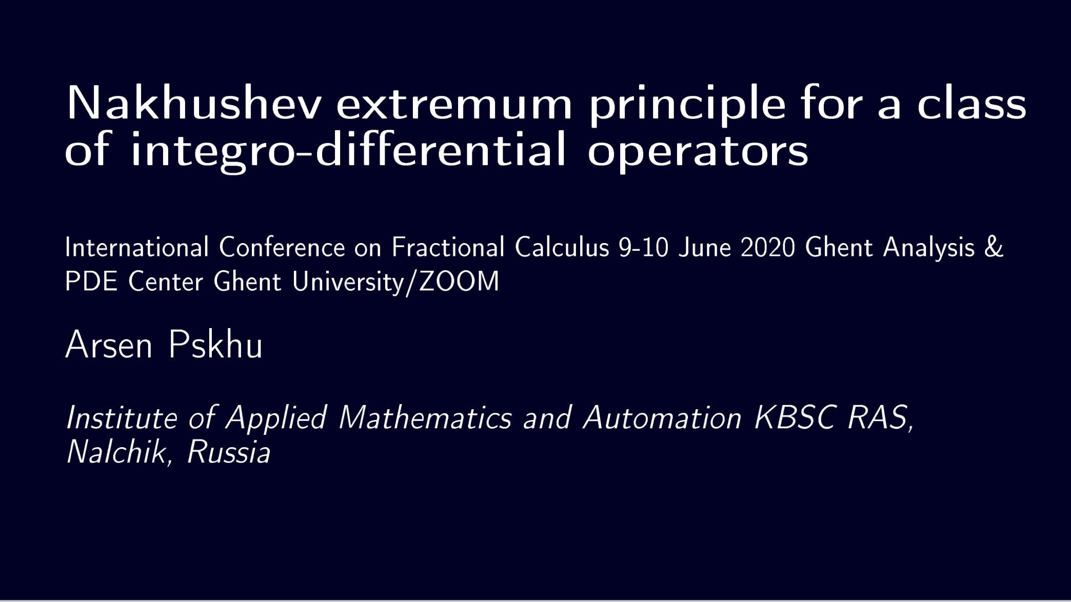 Pskhu A.V. (slides, 10.06.2020)